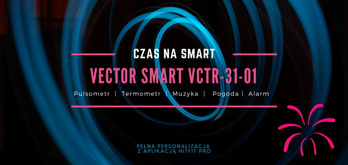 VECTOR-Smart Watch